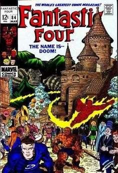 Fantastic Four #84 - The Name is Doom!