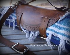 adjustable leather strap or harness yoga mat or by monguyleather