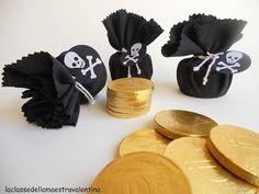 Resultado de imagen para cumpleaños pirata infantil