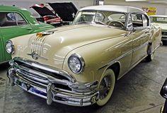 1954 Pontiac Chieftain Eight Custom Catalina 2-Door Hardtop - W O W does this look like my first car!  hmmmmm...
