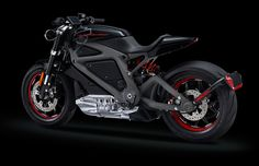"""Harley-Davidson's 1st eMotorcycle ••Project LiveWire•• 2014-06-19 