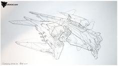 ArtStation - 3dtotal tutorial sketch, Michal Kus