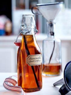 Leckerer Karamellsirup mit Vanillenote.