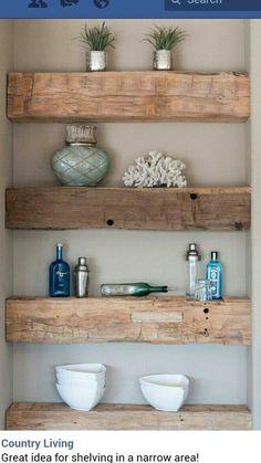 Cool shelves