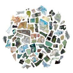 Collage of 77 Waste and Salt Ponds