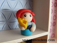 Ariel Fimo Princess Disney