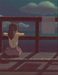 Especially when they mean everything to you ^-^ #anime #spiritedaway