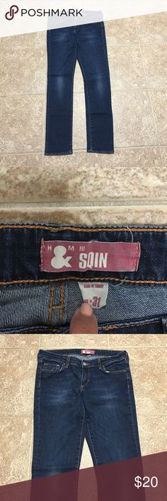 Jeans Excellent condition skinny jeans. Free of any stains. H&M Jeans Skinny