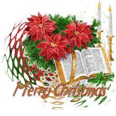 BUON NATALE, GIF ANIMATE E NON, Beautiful Christmas Gifs