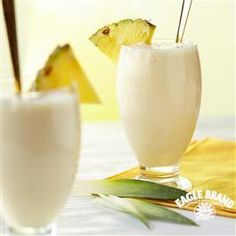 Fresh Tropical Pineapple Smoothie from Eagle Brand®