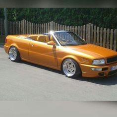 Audi 80 Cabrio, Audi A6, Car Wheels, Hot Cars, Cars And Motorcycles, A4, Nice, Cars, Vehicles