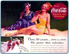 History of Coca-Cola in Ads