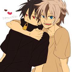 crea and ross senyuu ♡~