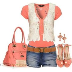 Spring coral love it!!!