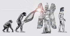 """A História proibida da humanidade e o """"elo perdido"""" da Evolução"""