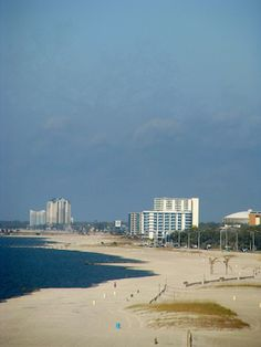 Biloxi, MS . Went to a couple of casinos there and visited the beach.