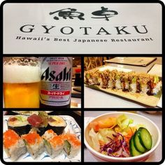 Gyotaku - Japanese - Pearl City, HI working here payed my way through college. I will always love this place. especially the nattochos and misoyaki butterfish