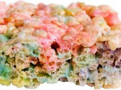 Peeps Rice Krispie Treats