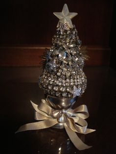 Mini Bling Tree