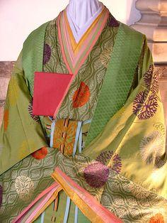 Heian costume by crimsongriffin28, via Flickr