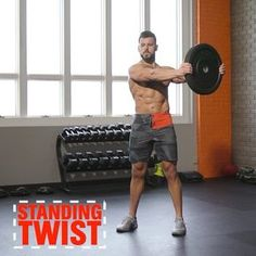 Try this WEIGHT PLATE WORKOUT I put together for @menshealthmag! Do each move for a minute with little to no rest between moves. For unilateral exercises, switch sides halfway into each 60-second work period. Perform up to 3 total circuits, resting 1-2 minutes between circuits for a total body fat-blast. DOUBLE-TAP if you dig it and tag some #swolemates too! MetCon 2.0's from @nike and shorts from @rhoneapparel #TBT #Fitness #Workout #WeightPlate #WeightPlates #PlateWorkout #BJGaddour #