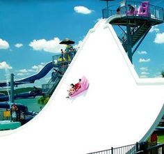 The BEST water slides EVER!!!!!!!!!!!