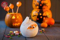 Kürbis-Ideen-Halloween-Mumie-Mullbinde