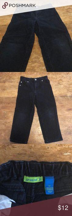 Boy's Corduroy Pants Boy's Corduroy Pants Greendog Bottoms Casual