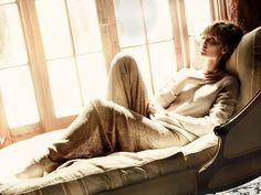 Angelina Jolie for Vogue