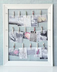 Picture Frame Photo Hanger