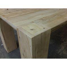 Tafel BigBoy steigerhout