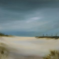 Alice Scrutton. She captures the Norfolk skyes so beautifully.