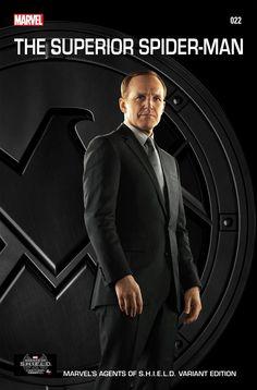 One-Shot: Making Agents of S.H.I.E.L.D. A Comic Series