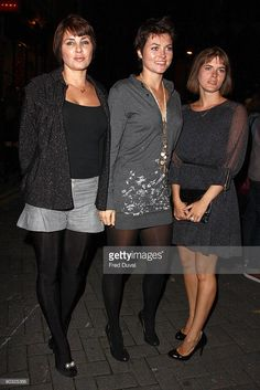 Sadie Frost (L) and sister Holly Davidson (C) attends PRPS Hearts Start launch…