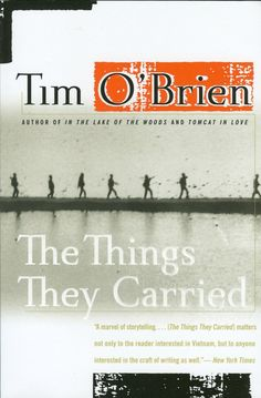 """""""The Things They Carried"""" by Tim O'Brien"""