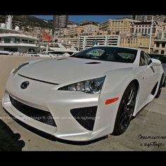Visit www.sighters.it  #instagood #cute #photooftheday #follow #picoftheday #like #beautiful #instadaily #followme #tagsforlikes #instamood #bestoftheday #instalike #amazing #carporn #cargramm #supercars #carspotter #spotter#instafamous #supercars #dreamcars #cars #arabcars #follow4follow #lexus #lfa #montecarlo  Lexus LFA!
