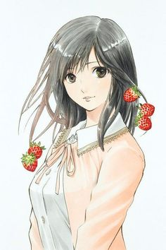 ICHIGO 100% EAST SIDE STORY dessin Mizuki Kawashita...
