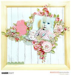 Hi Kaisers, Mariuszhere with the sweety layout made of incrediblenew collection for April – High Tea. It is amazing collection for everyone who love shabby chic style! 'Special moment with you' Kaisercraft Products High Tea: P2277 Devonshire | PP1017 Paper Pad | CT879 Collectables | FL598 Flourish Pack| SB713 Pearls – Pearl | SB788 Pearls – Plum | SB701 Rhinestones – Soft Pink | SB702 Rhinestones – Hot Pink |P2278-High Tea Biscuit|PK557-Paper Pack with Bonus Sticker Sheet Other:Frame…