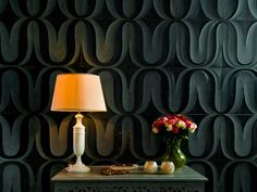 hand carved stone walls