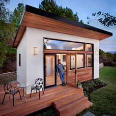 The company expects that costs will be reduced as production scales up, however. While small homes may look the same on the outside, Avava's robust framing system and use of high-quality, sustainable and local materials may make all the difference in the end.