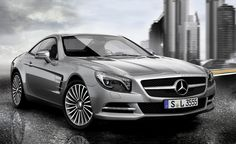 2013 Mercedes-Benz SL Roadster Accessories Announced