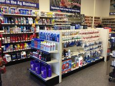 ford auto parts showroom - Google Search