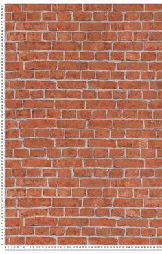 Mur briquettes rouge - Collection Street art de Casélio Steampunk Bedroom, Bujo, Tile Floor, Flooring, Texture, Bricks, Street Art, Wallpapers, Collection