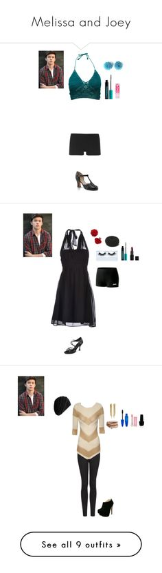 """Melissa and Joey"" by izzyjoe0810 ❤ liked on Polyvore featuring Ballet Beautiful, Urban Decay, Twist & Tango, Bloch, Gorgeous Cosmetics, Jeffrey Campbell, Wet Seal, Asics, MANGO and Jane Norman"