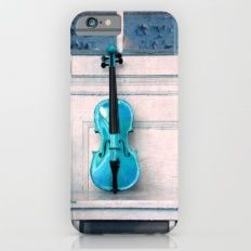 iPhone & iPod Case featuring Violin IV by Claudia Drossert