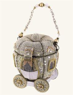 Mary Frances Cinderella's Carriage Handbag