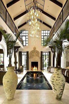 My fireplace. ..