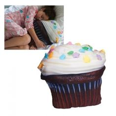 DCI Cupcake Yummy Pillow
