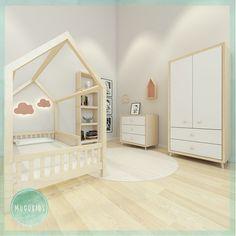Ürün Kombinleri - Oda Takımı  Bebek ve Çocuk Odası Mobilyası, Tekstili, Aksesuar ve Dekor Ürünleri ile Ahşap Oyuncakları İmalat ve Satışı - www.mucokids.com - www.mucostore.com
