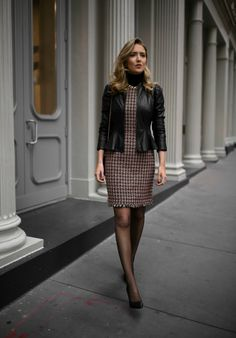 Black pumps outfit, classy cubicle, roupas plus size, business attire, busi Office Outfits Women, Stylish Work Outfits, Fall Outfits, Fashion Outfits, Womens Fashion, Woman Outfits, Fashion 2018, Business Professional Outfits, Business Outfits